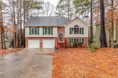 Woodstock Single Family Home For Sale: 4030 Bent Willow Lane