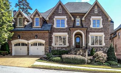 Brookhaven Single Family Home Contingent-Due Diligence: 1767 Buckhead Lane NE