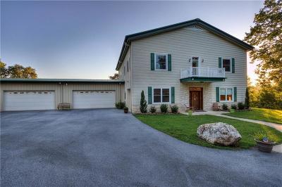 Dallas Single Family Home For Sale: 215 Clark Road