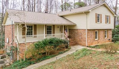 Dunwoody Single Family Home For Sale: 1350 Witham Drive