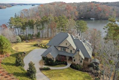 Hall County Single Family Home For Sale: 5492 Key Point