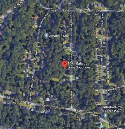Residential Lots & Land For Sale: Cahaba Drive SW