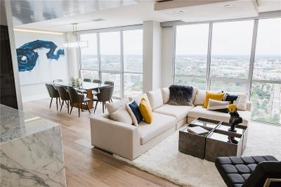 Condo/Townhouse Contingent-Due Diligence: 1280 W Peachtree Street NW #PH A