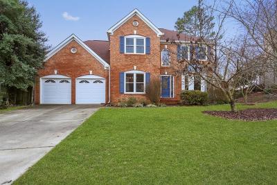 Johns Creek Single Family Home For Sale: 115 Springlaurel Court