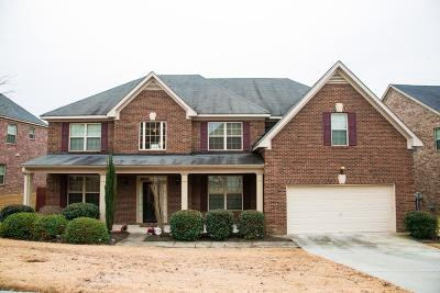 Snellville Single Family Home For Sale: 3098 Tuscan Ridge Court SW