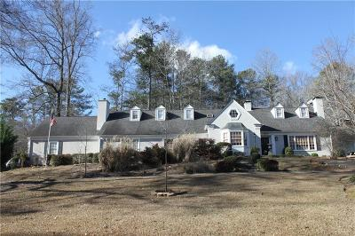 Sandy Springs Single Family Home For Sale: 4859 Northside Drive