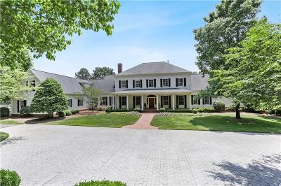 Alpharetta, Milton Single Family Home For Sale: 13650 Bethany Road