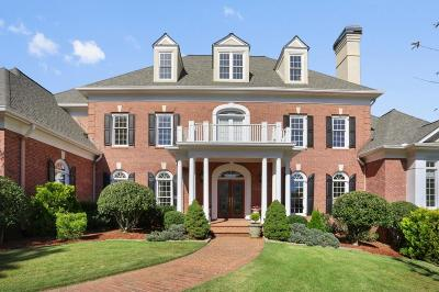 Johns Creek Single Family Home For Sale: 1021 Cherbury Lane