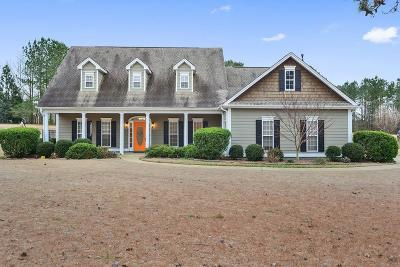 Tyrone Single Family Home For Sale: 100 Clydesdale Court
