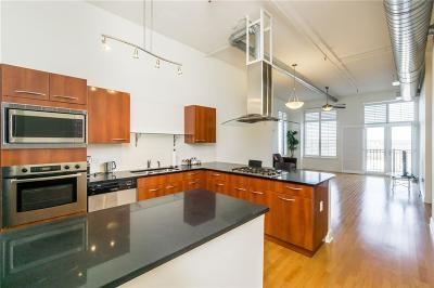 Atlanta Condo/Townhouse For Sale: 3820 Roswell Road NE #616