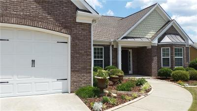 Buford Single Family Home For Sale: 4152 Brentwood Drive