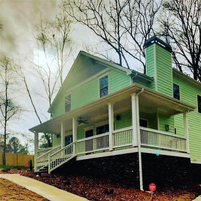 College Park Single Family Home For Sale: 3483 Conley Street