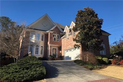 Marietta Single Family Home For Sale: 2843 Baccurate Drive