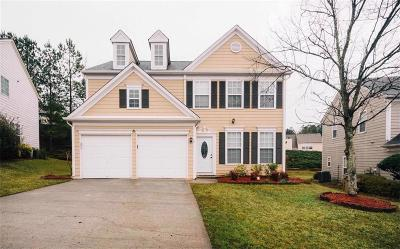 Acworth Single Family Home For Sale: 4230 Clearvista Lane NW
