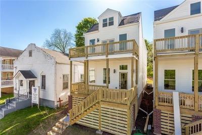 Summerhill Single Family Home For Sale: 755 Martin Street SE