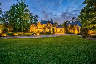 Atlanta GA Single Family Home For Sale: $5,200,000