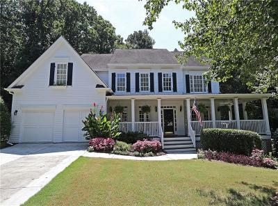 Single Family Home For Sale: 4361 N Buckhead Drive NE