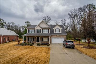 Oxford Single Family Home For Sale: 90 Wentworth Drive