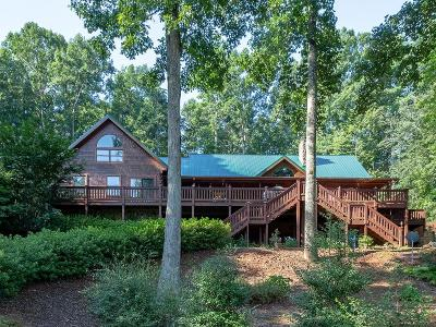 Gilmer County Single Family Home For Sale: 4852 Chatsworth Highway