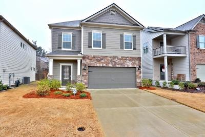 Acworth Single Family Home For Sale: 220 Torch Drive