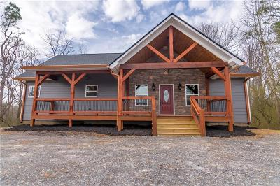 Gilmer County Single Family Home For Sale: 27 Kelly Lane