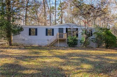 Oxford Single Family Home For Sale: 164 Oak Valley Drive SW