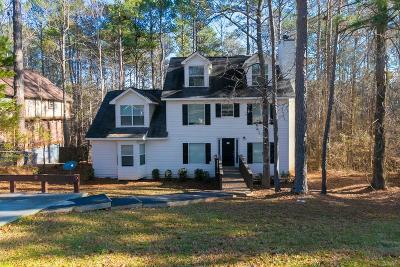 Snellville Single Family Home For Sale: 4282 Bradley Drive