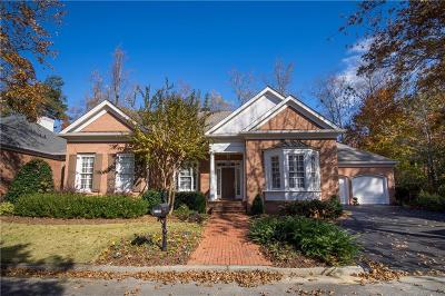 Dunwoody Single Family Home For Sale: 2168 Stephens Walk