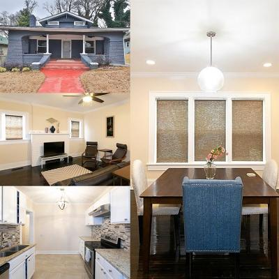 Atlanta Single Family Home For Sale: 1575 Olympian Way SW
