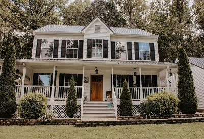 Carrollton Single Family Home For Sale: 1825 Center Point Rd Road