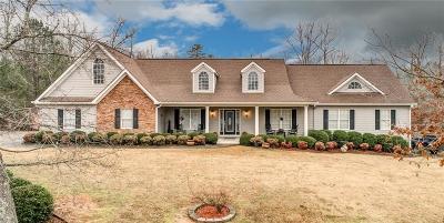 Jasper Single Family Home For Sale: 751 Redfield Way