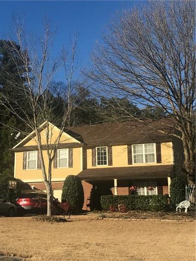 Acworth Single Family Home For Sale: 112 Creekstone Way