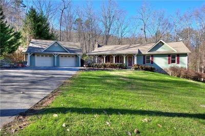 Sugar Valley Single Family Home For Sale: 685 Deerfield Lane NW