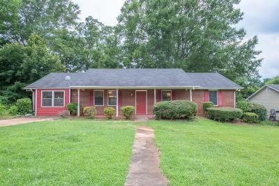 Monroe Single Family Home For Sale: 516 Chestnut Lane