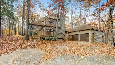 Roswell Single Family Home For Sale: 4040 Loch Highland Pass NE