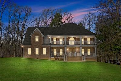 Alpharetta Single Family Home For Sale: 1040 Little River Way