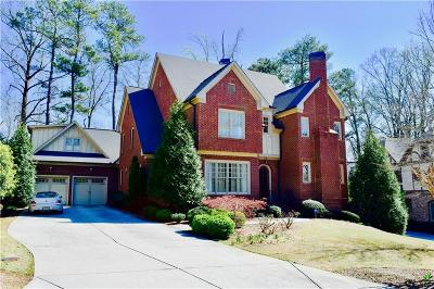 Atlanta Single Family Home For Sale: 509 S Westminster Way NE