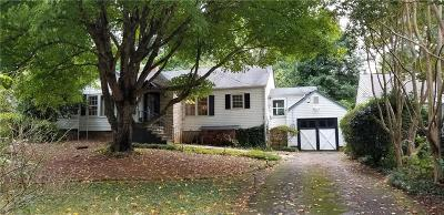 Decatur Single Family Home For Sale: 1767 Coventry Road