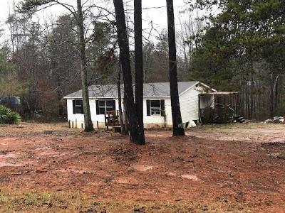 Lumpkin County Single Family Home For Sale: 193 Galahad Road