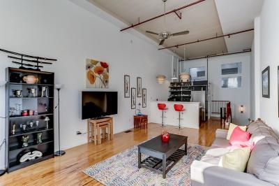 Condo/Townhouse For Sale: 19 Hilliard Street SE #13