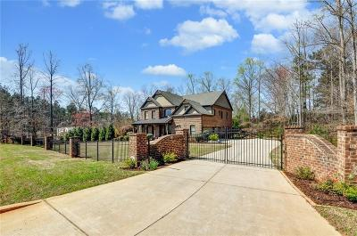 Cumming Single Family Home For Sale: 2770 Echols Road