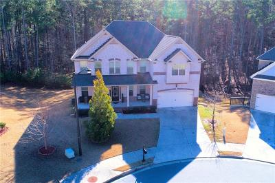 Acworth Single Family Home For Sale: 19 Creekwater Overlook
