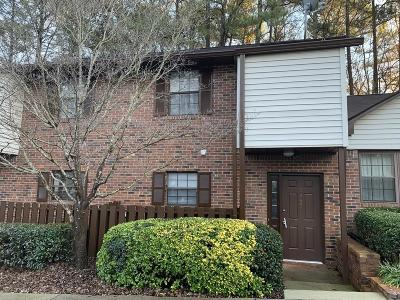 Norcross Condo/Townhouse Contingent-Due Diligence: 5865 Wintergreen Road