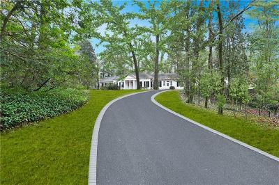 Buckhead Single Family Home For Sale: 710 Broadland Road NW