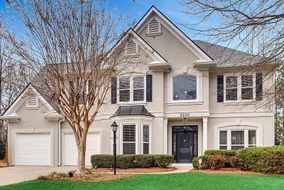 Dunwoody Single Family Home For Sale: 2201 Foxboro Lane