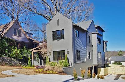 Morningside Single Family Home For Sale: 1066 Amsterdam Avenue NE