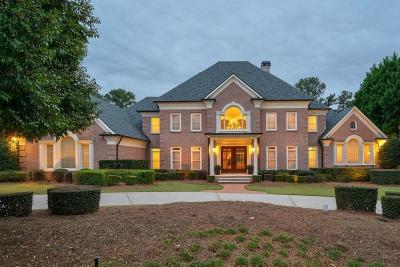 Alpharetta GA Single Family Home For Sale: $2,299,000