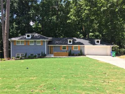 Single Family Home For Sale: 1978 Fisher Trail NE
