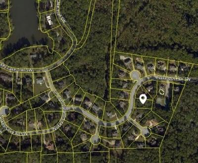 Residential Lots & Land For Sale: Lake Cove Drive
