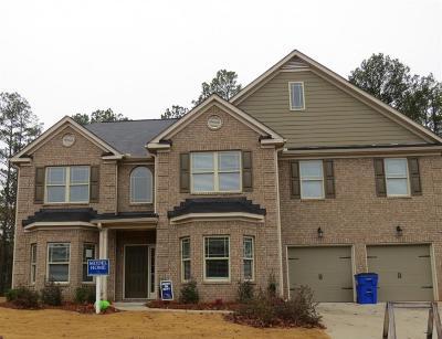 Covington Single Family Home For Sale: 25 Cowan Ridge